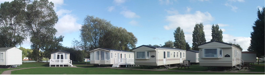 The Swift Bordeaux, Willerby New Hampton and Willerby Bermudas.  Caravans to hire / rent at Butlins Minehead.